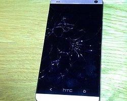 Htc'nin Akıllı Telefonlarının Ekranı Kasko'lu Olacak