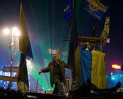Ukrayna'da Belediye İşgaline Son