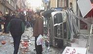 Taksim'de Patlama - Fotoğraflar ve Videolar