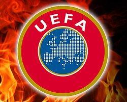 UEFA'dan Galatasaray'a Ceza