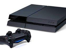PlayStation 4 Bim 'de Satışa Çıkıyor!