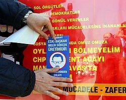 """Ankara İçin Gönüllüleri: """"Ankara'da temiz siyaset istiyoruz."""
