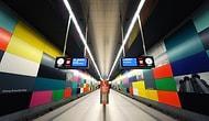 Avrupa'nın En Büyük 20 Metrosu