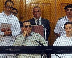 Mübarek'in Yargılandığı Duruşma Ertelendi