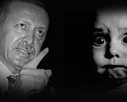 Erdoğan Konuşurken Çocukları Tv'den Uzak Tutun