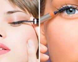 Eyeliner Mı Göz Kalemi Mi?