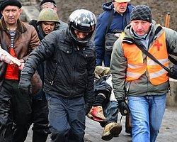 Kesin Nişancıların Eylemcilere Açtığı Ateş Kamerada