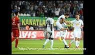 Gaziantepspor 1 - 1 Akhisar Belediyespor Maçı 22 Şubat 2014
