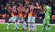 Arena'da Aslan Kükredi: 1-0