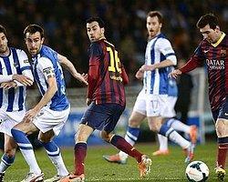 Barcelona'ya Sociedad Darbesi
