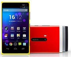 Nokia İlk Androidli Telefonu Nokia X'i Tanıttı