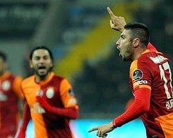 Galatasaray'dan Selçuk ve Burak Açıklaması