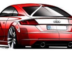 Atletik, Sportif Ve Kompakt: Yeni Audi TT