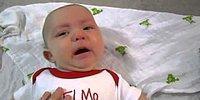 Annesinin Söylediği Şarkıya Duygulanan Bebek