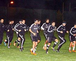 Beşiktaş'ta Antalya Hazırlıkları