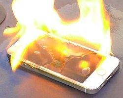 iPhone 5S Yandı