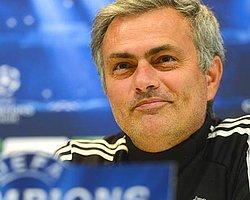 "Mourinho: ""Favori Değiliz"""