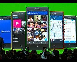 Nokia Androidli Telefonunu Tanıttı