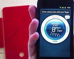 iPhone'da Ücretsiz Nabız Ölçme Uygulamaları