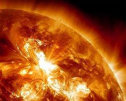Son Yılların En Güçlü Güneş Patlaması Gerçekleşti