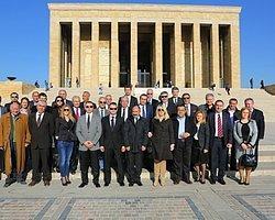Ared Üçüncü Defa Atatürk'ün Huzurunda