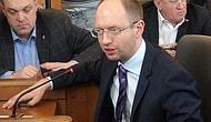 Ukrayna'da Başbakan Yatsenyuk Oldu