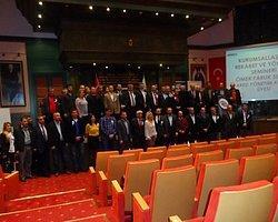 Ared Ankara Toplantısı İle Kurumsallaşma, Rekabet Ve Yönetim Semineri