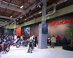 Honda, Moto Bike Expo 2014'Te Türkiye Pazarı İçin 9 Yeni Modelini Sergiledi