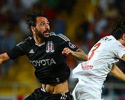 Beşiktaş-MP Antalyaspor İlk 11'ler Belli Oldu