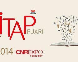 Cnr Kitap Fuarı 1-9 Mart Tarihleri Arasında Cnr Expo Yeşilköy'de