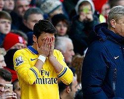 Arsenal'e Ağır Darbe!