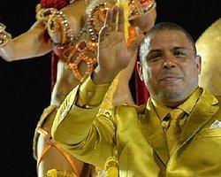 Brezilya'da Ronaldo İçin Karnaval