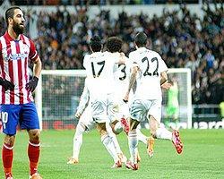 Arda'lı Atletico Madrid Ronaldo'ya Takıldı