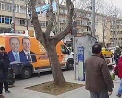 Bağdat Caddesi'nde AKP'ye Şok