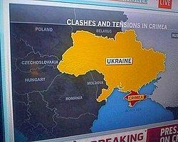 Ukrayna Krizi Sırasında Çekoslovakya Kurmak!