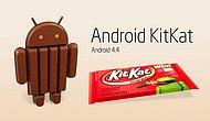 Android 4.4 KitKat Alacak Telefonların Listesi