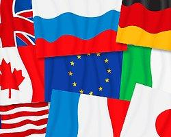 G8 Toplantısı Askıya Alındı