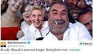 Öz Hakiki Oscar 'Selfie'si