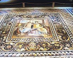 Zeugma Mozaikleri ABD'nin Süsü Oldu!