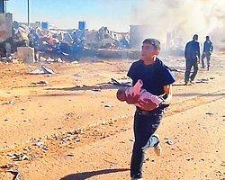 Bombalı Saldırıya  'Hamile' Kamuflajı
