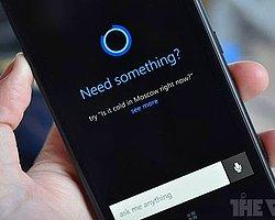Microsoft'un Siri'si Çalışırken Yakalandı