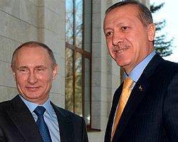 Başbakan ErdoğanDan PutinE Telefon