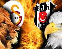 Beşiktaş ile Galatasaray Derbisine Saatler Kala!