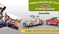 Tasit.com'da Arabalı Selfie Yarışması