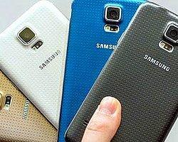 Samsung Galaxy S5′İn Saklama Alanı Ne Kadar?