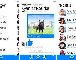 Windows Phone İçin Facebook Messenger Yayınlandı