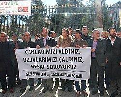 Gezi Aileleri Devletten Tazminat İstiyor