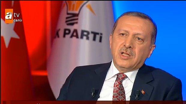 Erdoğan'ın Canlı Yayın Konuşmasından Önemli Satır Başları