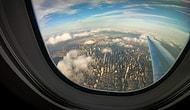 Uçaklarda Her Zaman Cam Kenarının Tercih Edilmesinin 27 Sebebi