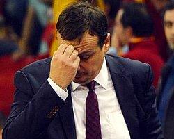 """Ergin Ataman: """"Kazanmamız Zordu"""""""